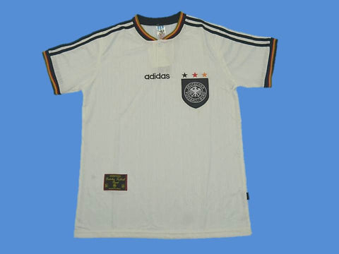 GERMANY 1996 HOME JERSEY