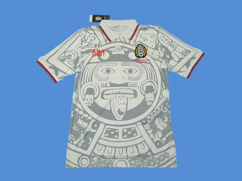 MEXICO 1998 WORLD CUP AWAY  JERSEY