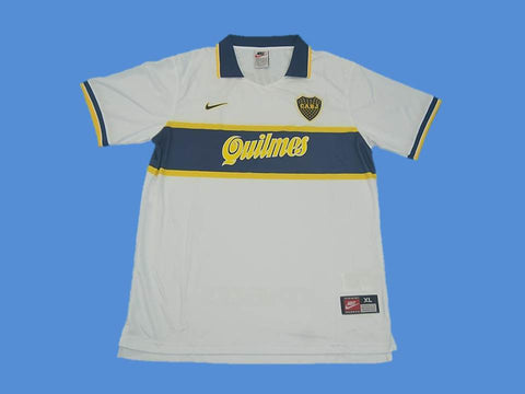 BOCA JUNIORS 1996 1997 AWAY  JERSEY