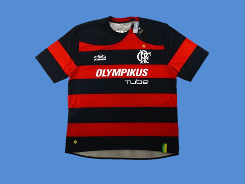FLAMENGO 2009  HOME JERSEY