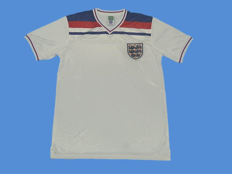 ENGLAND 1982 HOME  JERSEY