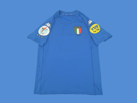 ITALY 2000 HOME  JERSEY EUROCUP