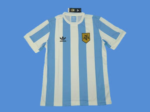 ARGENTINA 1978 WORLD CUP HOME  JERSEY