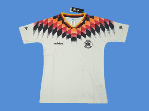 GERMANY 1994 WORLD CUP HOME  JERSEY