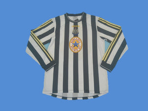 NEWCASTLE 1997 1999 HOME JERSEY LONG SLEEVE