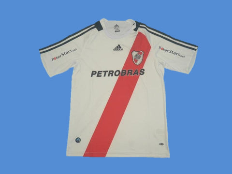 RIVER PLATE 2009 2010 HOME JERSEY