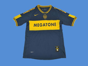 BOCA JUNIORS 2007 HOME  JERSEY