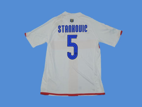 INTER MILAN 2007 2008 STANKOVIC 5  AWAY JERSEY