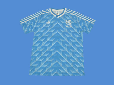 NETHERLANDS HOLLAND 1988 AWAY JERSEY