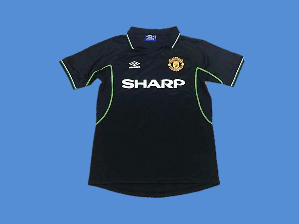 MANCHESTER UNITED 1998 AWAY JERSEY