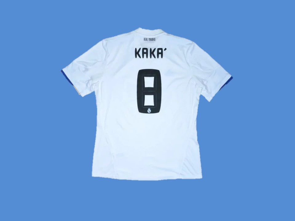 REAL MADRID 2010 2011 KAKA 8 HOME JERSEY
