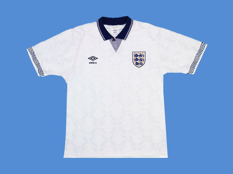 ENGLAND 1990 HOME JERSEY
