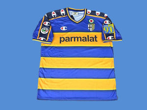 PARMA 2002 2003 HOME JERSEY