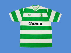 CELTIC 1987 1989 HOME JERSEY
