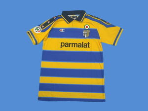 PARMA 1999 2000 HOME  JERSEY SERIE A PATCH