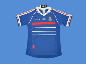 FRANCE 1998 WORLD CUP JERSEY