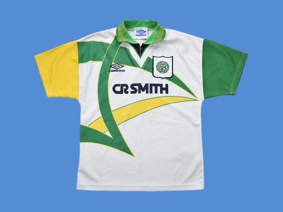 CELTIC 1994 1995 AWAY JERSEY