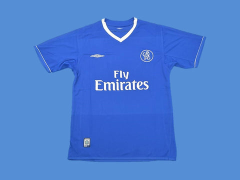 CHELSEA 2003 2005 HOME JERSEY