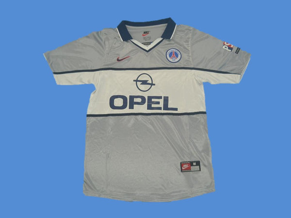 PARIS SAINT GERMAIN PSG 2000 AWAY JERSEY