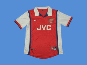 ARSENAL 1998 1999 HOME JERSEY