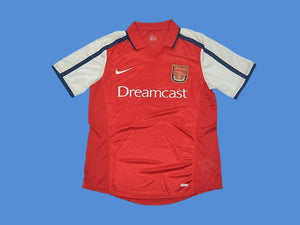 ARSENAL 2000 HOME JERSEY