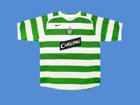 CELTIC  2005 2007  HOME  JERSEY