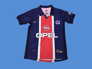 PARIS SAINT GERMAIN PSG 1998 1999 HOME JERSEY