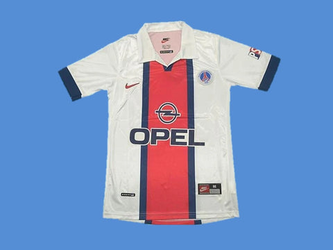 PARIS SAINT GERMAIN PSG 1998 1999 AWAY JERSEY