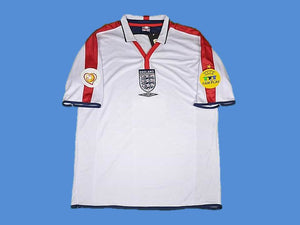 ENGLAND 2004 HOME  JERSEY