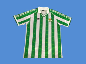 BETIS 1995 1997 HOME JERSEY