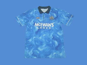 NEWCASTLE 1994 1995 AWAY JERSEY