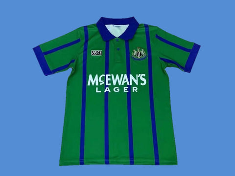 NEWCASTLE 1993 1995 AWAY JERSEY