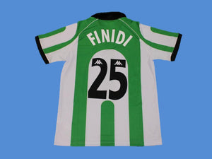 BETIS 1998 FINIDI 25 HOME JERSEY