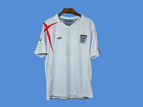 ENGLAND 2006 WORLD CUP HOME JERSEY
