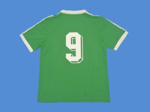 MEXICO 1986 NUMBER 9 HOME  JERSEY