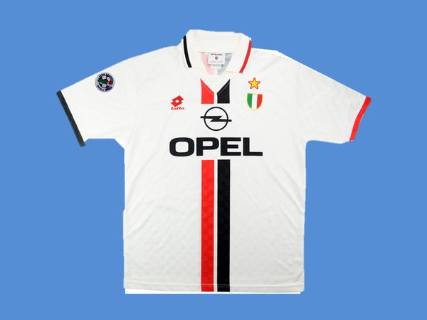AC MILAN 1995 1996 SAVICEVIC 10  AWAY JERSEY