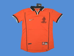 NETHERLANDS HOLLAND 1998 WORLD CUP HOME JERSEY