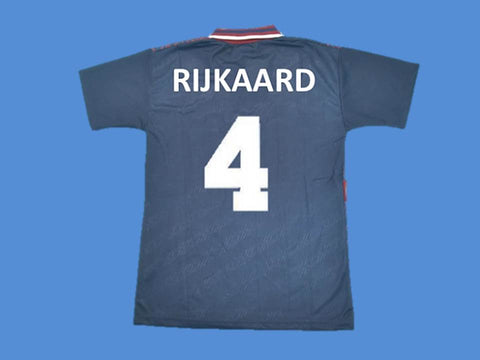 AJAX 1994 1995 RIJKAARD 4 UCL FINAL JERSEY