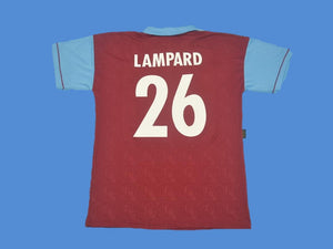 WEST HAM  UNITED LAMPARD 26 100 YEARS