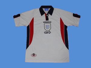ENGLAND 1998 WORLD CUP HOME JERSEY