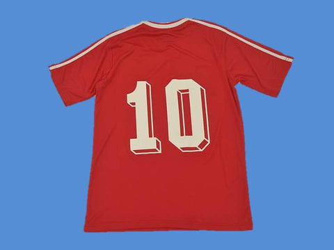 CCCP 1986 NUMBER 10 HOME  JERSEY