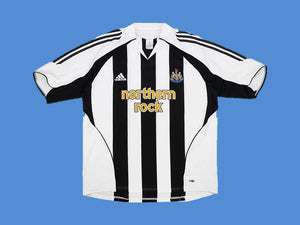 NEWCASTLE  2005 2006  HOME JERSEY