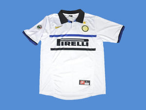 INTER MILAN 1998 1999 AWAY JERSEY