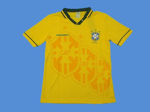 BRAZIL BRASIL 1994 WORLD CUP HOME JERSEY