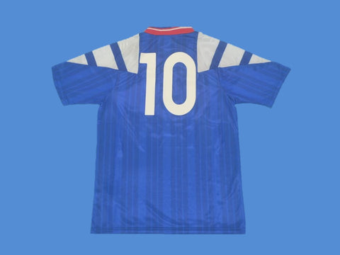 RANGERS 1992 1994 NUMBER 10 HOME JERSEY