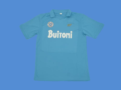 NAPOLES NAPOLI 1986 1987 HOME JERSEY