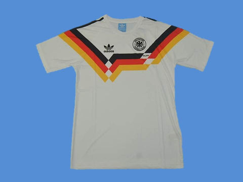 GERMANY 1990 WORLD CUP HOME  JERSEY