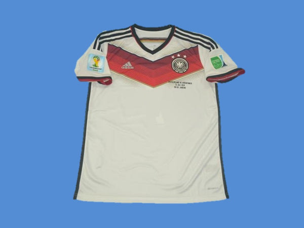 GERMANY 2014 WORLDCUP HOME JERSEY