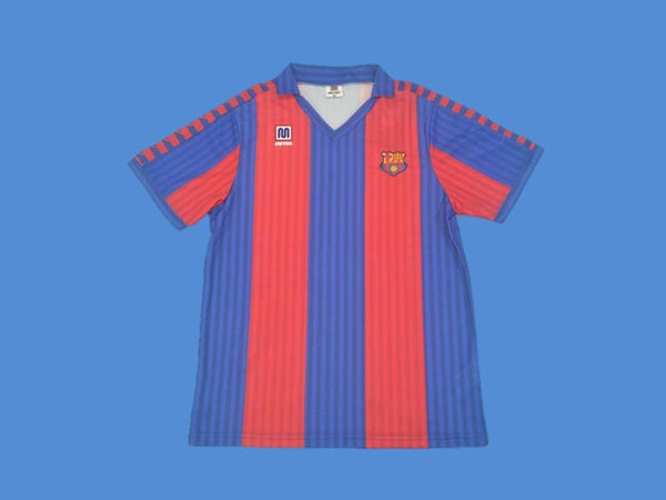 BARCELONA 1991 1992 NUMBER 10  HOME JERSEY