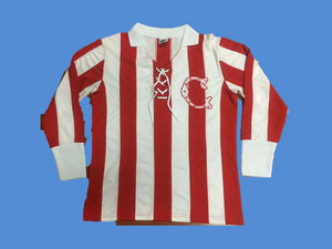 CHIVAS GUADALAJARA 110 YEARS HOME LONG SLEEVE JERSEY